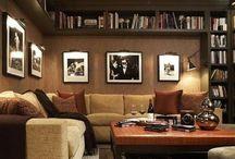 Kitaplık / Book Shelves