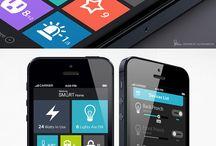 UI & web designs