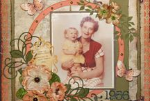 Scrapbooking / by Angie Ewing-Barker