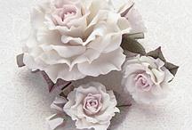 Polimer kilden Çiçek yapımı
