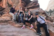 Women's Outdoor Retreat | Zion National Park / Add some adventure to your life with an incredible 6-day/7-night epic outdoor retreat. Invigorate your body and mind with new friends, new views and new life perspectives.