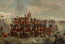 British Napoleonic period line regiments