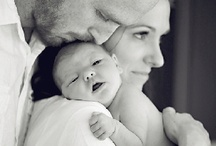 Newborn & Family pics / Capturing the first family moments.  / by Jessica Flecha-Brancheau