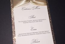 *Wedding Menu* / Pin curated by EMA Giangreco Weddings www.emagiangreco.com