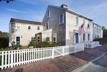 In Town Renovation / The renovation of a historic home originally built in the 1880s on Nantucket