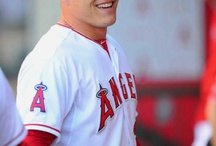 Mike Trout / by Aj Lee
