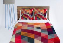 Duvet Covers / by Displacing Space