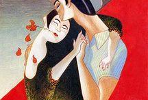 Lorenzo Mattotti / Italian artist (1954-
