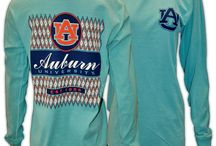 Auburn / by Carissa Bliss