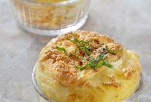 Souffle de  Pommes de terre