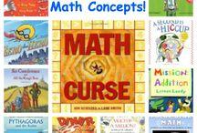 Picture Books that teach Math
