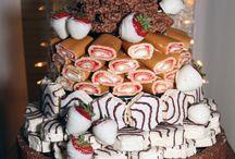 Little Debbie Wedding Grooms Cake. / Little Debbie Wedding Grooms Cake.