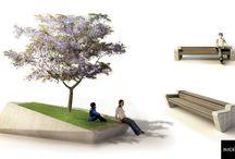 Mobiliario Urbano Artistico + Alimentacao