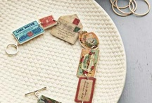 Shrinky Dink craft projects / by Julitta Dalfonso