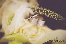 Wedding Rings- Amanda Abel Photography