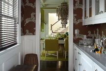 Entry Way Ideas / by Carrie {Hooked on Decorating}