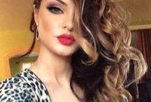 make up & skin