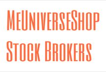 Stock Brokers / A professional associated with a brokerage firm or broker-MeUniverseShop