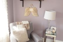 Baby's new room / by Christine Saunders
