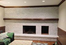 fireplace redo