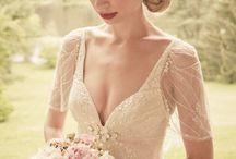 vintage brides <3