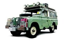 Land Rover Series II / 1958 - 1971