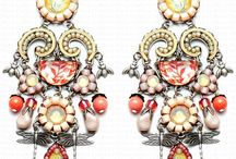Jewelry faves to rave about! / by Hot Flashionista