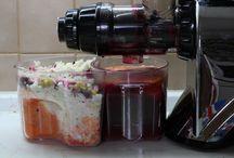 Zdraví / Výroba šťáv-ovoce+zelenina