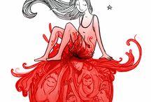 Investigación -Taller Femenino. / Estudio- autoconocimiento- arquetipos femeninos- menstruación y embarazo - La Luna en Tí  ♥CON.CIENCIA♥