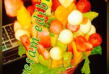 Fruit bouquet / Fruits