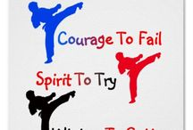 Taekwondo / by Supernatural Fan + more
