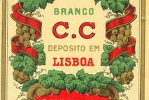 Rótulos antigos - old wine labels