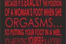 Shoeaholic Quotes