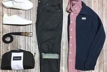 Outfits - Pink Shirt