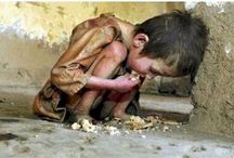Genocide and Starvation: Dying of Hunger