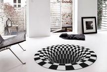 Floor Carpet  and Tiles