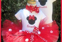 Minnie Mouse Theme / by Kathy Lovko