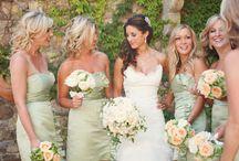 Weddings / #weddings #brides #bridesmaids #weddingdresses #floral #bouquet / by Onikepo Sobowale