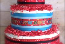 Diaper Cakes / by Pamela Poole