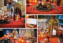Let's set the table/Centerpieces/Decor / by Vanessa Humes Johnson