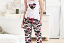 Pijamas/ ropa de cama