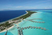 Hôtels en Polynésie
