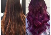 Hair color (Magenta) / Hair color magenta