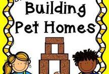 Pets: What pet should I get? Classroom Theme
