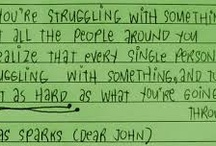 Quotes from Nicholas Sparks' books