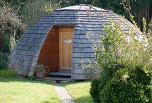 Cabins - hytter