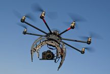 Multirotors / Quadcopters / Hexacopters / Octocopters