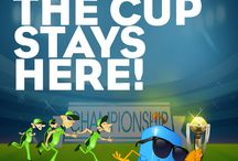 Cricket World Cup 2015 / Let's cheer for team India in the World Cup 2015!
