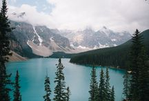 Banff & Glacier National Park Trip