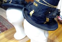 Ozmonda couture hats